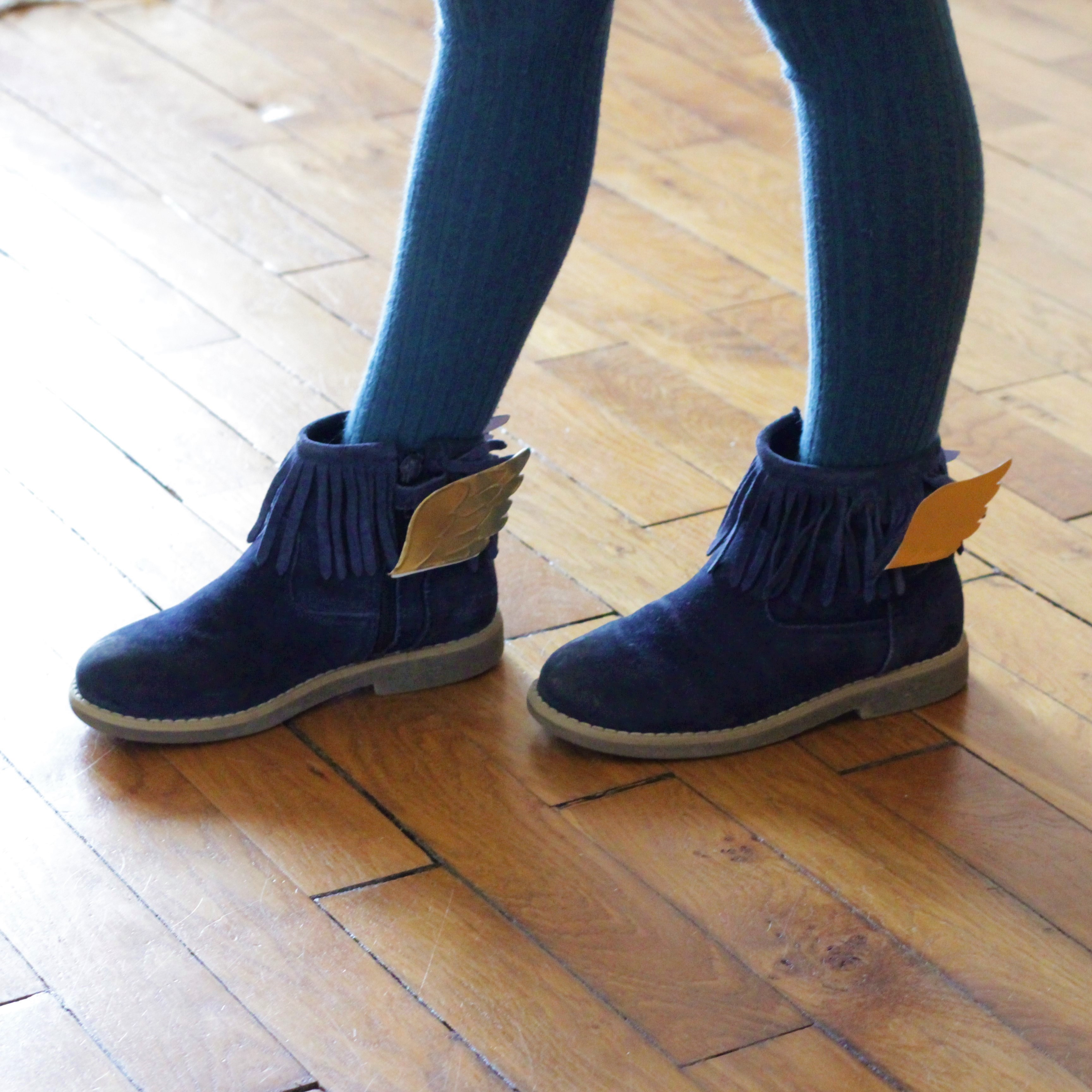 ailes-hermes-chaussures-enfant